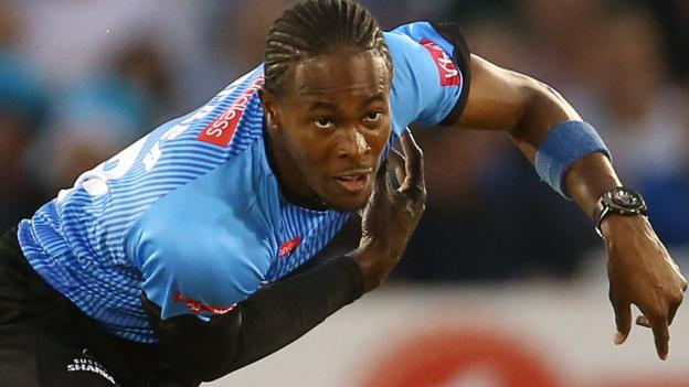 T20 Blast: Jofra Archer returns as Sussex and Surrey tie match thumbnail