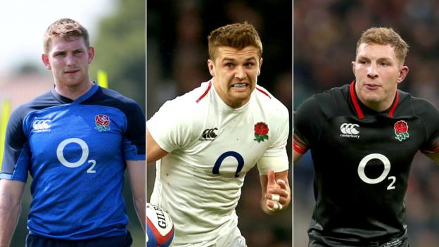 England v Wales: Henry Slade, Sam Underhill and Ruaridh McConnochie ruled out thumbnail