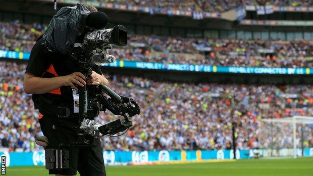 Wembley play-off final