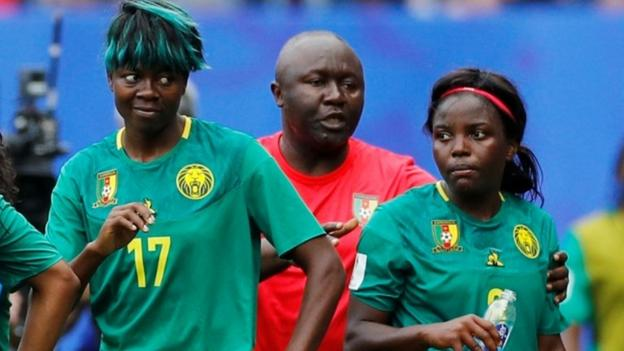 Women's World Cup: 'We didn't refuse to play' - Cameroon coach thumbnail