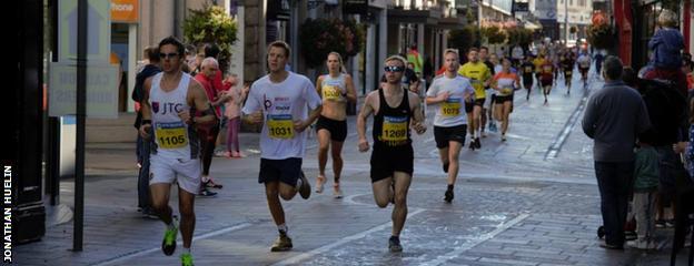 2016 Jersey Marathon