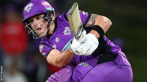 Ben McDermott has played for Brisbane Heat, Melbourne Renegades and Hobart Hurricanes in the Big Bash, as well as making 12 T20 international appearances for Australia