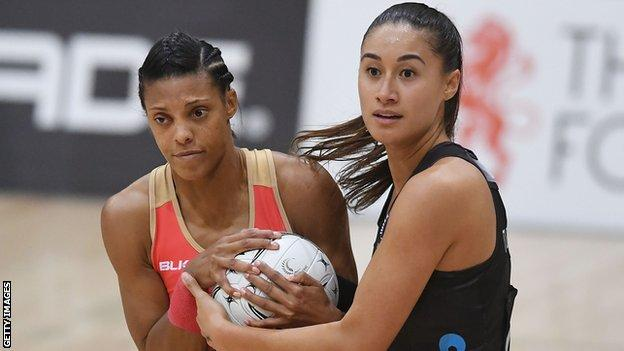 Stacey Francis and Maria Tutaia