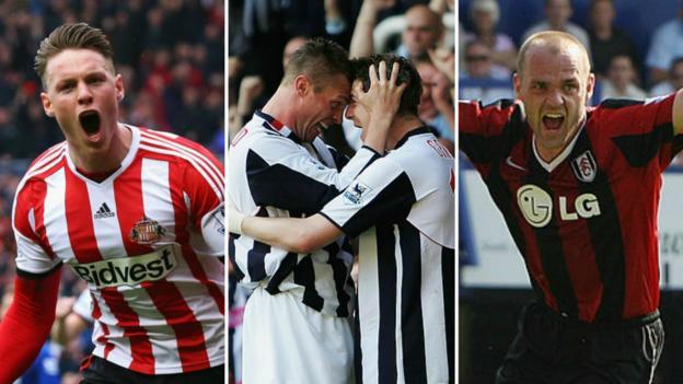 Premier League: Who produced the greatest relegation escape? thumbnail