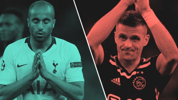 Tottenham 0-1 Ajax: 'Spurs unable to land a blow on youthful visitors' thumbnail
