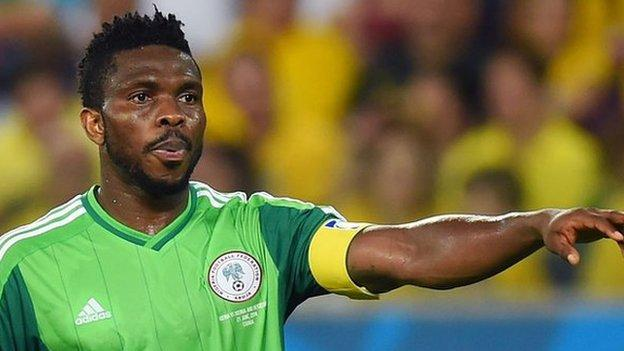 Nigeria assistant coach: NFF boss defends Joseph Yobo appointment