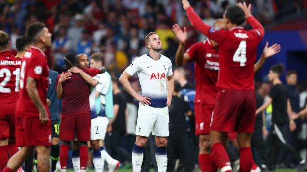 Champions League winners Liverpool have lift-off, while Tottenham are at a crossroads thumbnail