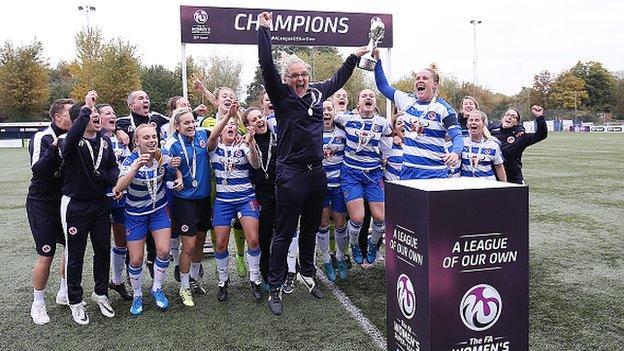 Reading Women as Champions