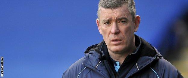 Worcester director of rugby Dean Ryan