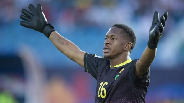 Mali goalkeeper Djigui Diarra was a hero as his side reached the African Nations Championship final