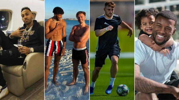 Premier League winter break: What is your club doing in their fortnight off? thumbnail