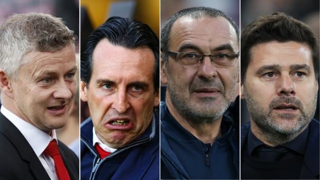 Tottenham, Chelsea, Man Utd or Arsenal? - Alan Shearer on who will win race for top four