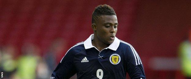 Islam Feruz hopes to be considered for Scotland Under-21s again