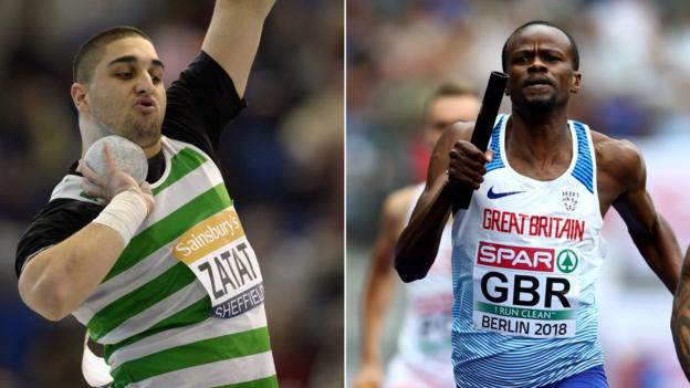 European Athletics Team Championships: GB name shot putter for 4x400m relay thumbnail