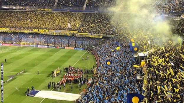 Copa Libertadores semi-final