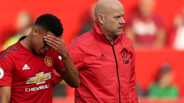 Man Utd injuries linked to increased workload says Ole Gunnar Solskjaer thumbnail