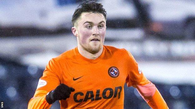Dundee United's John Souttar