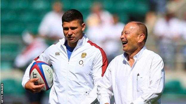 England v Georgia: Ben Youngs says no coach 'has ever come near' Jones' intelligence