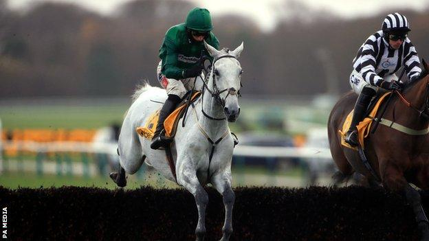 Daryl Jacob on Bristol De Mai