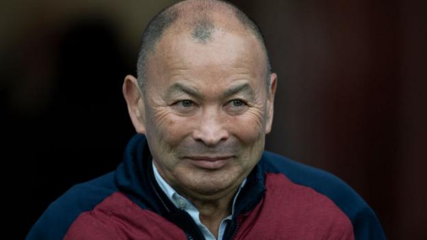 Eddie Jones: England head coach is the total package, says RFU's Bill Sweeney thumbnail