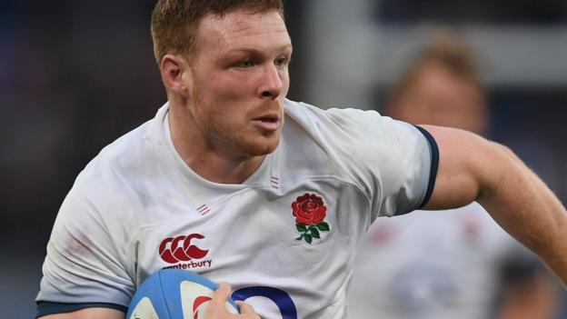 Six Nations 2018: Sam Simmonds to miss England games against Scotland & France