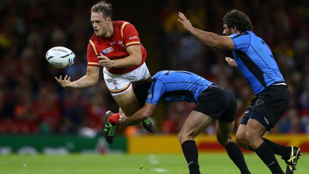 Wales Rugby: Uruguay to face Wales at 2019 World Cup