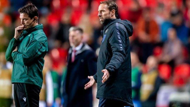 Euro 2020 qualifying: Bulgaria coach believes England has 'bigger' racism problem