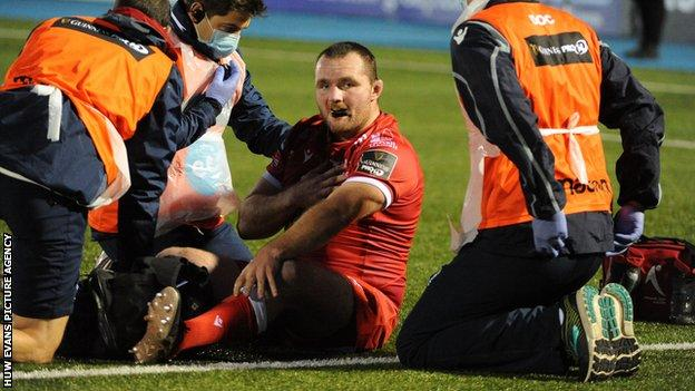 Scarlets skipper Ken Owens has played 77 internationals for Wales and two Tests for the British and Irish Lions