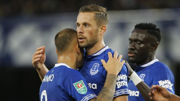 Everton too strong for Rotherham in Carabao Cup thumbnail
