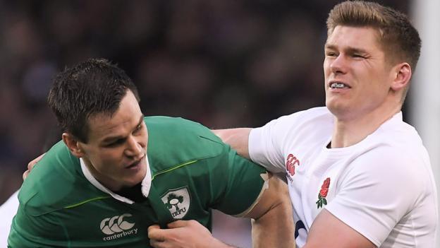 Six Nations: Johnny Sexton & Owen Farrell go head to head as Ireland face England thumbnail