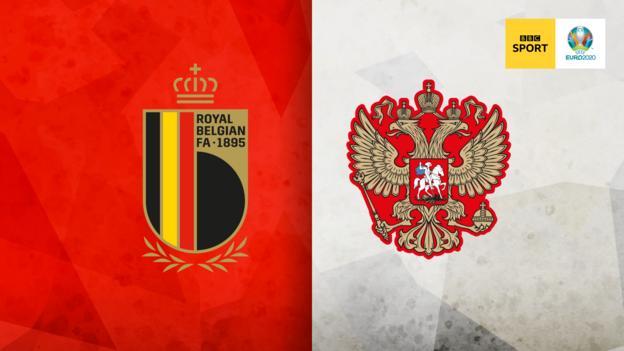 Belgium v Russia