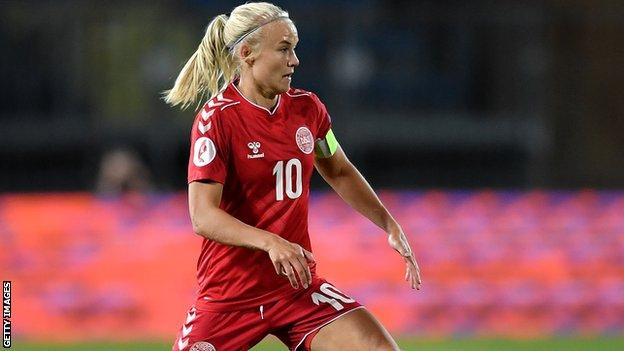 Denmark S England Based Women S Footballers Hopeful Of Travel Exemption Bbc Sport Football is now the top participation sport for women and girls in england. bbc sport
