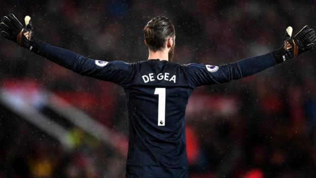 Premier League stats: Harry Kane hits a ton & is David de Gea number one?