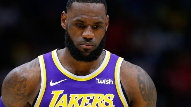 LeBron James and the Los Angeles Lakers out of play-off race - what has gone wrong? thumbnail