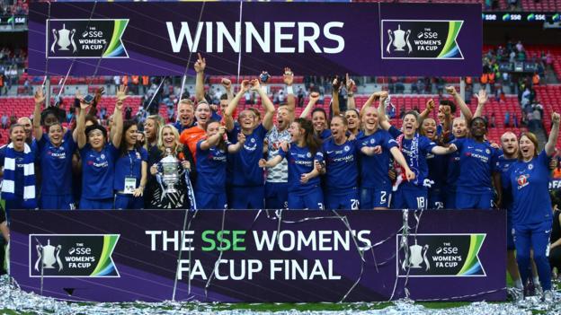 Chelsea women 39 s super league champions renamed chelsea fc - Bbc football league 1 table ...