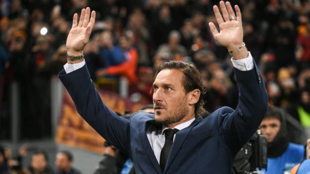 Francesco Totti leaves Roma after 30 years as he resigns as director thumbnail
