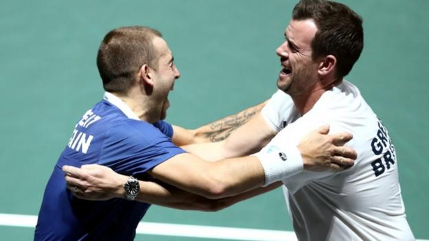 Davis Cup: Andy Murray & LTA make ticket offer for Great Britain fans thumbnail
