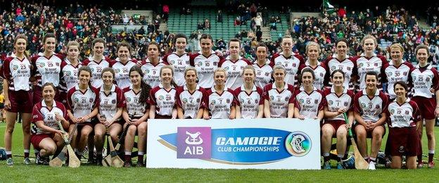 Slaughtneil hope the camogie win is the first half of an All-Ireland double as the club have also reached the football final