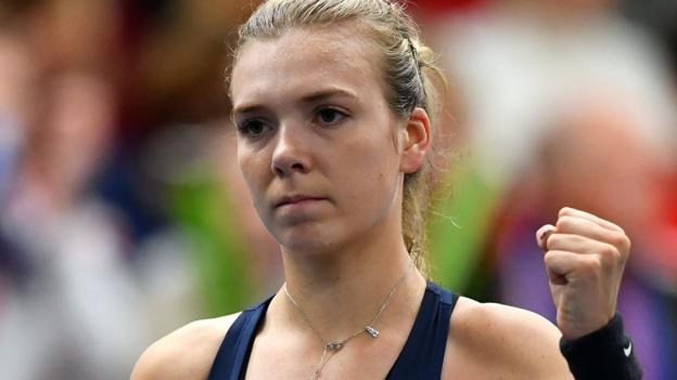 Indian Wells: Katie Boulter wins in BNP Paribas Open qualifying thumbnail