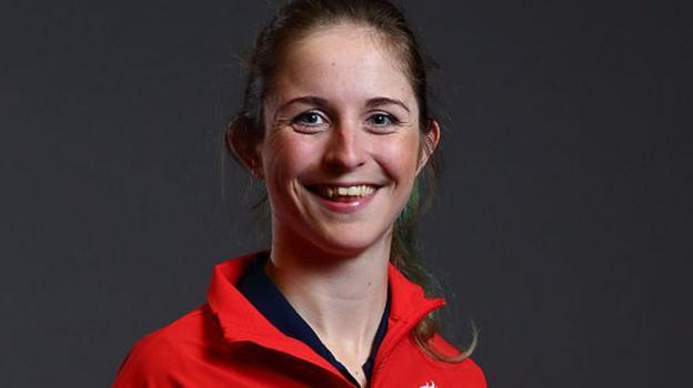 Paralympic cycling: Hannah Dines on surgery after saddle injury thumbnail