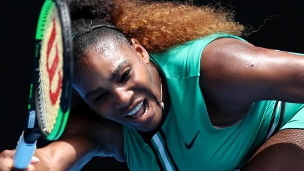 Australian Open 2019: Serena Williams cruises into second round