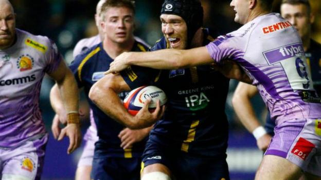 Andrew Kitchener: Worcester Warriors lock forward extends contract thumbnail