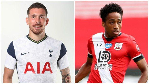 Spurs complete Pierre-Emile Hojbjerg deal as Kyle Walker-Peters joins Saints (2020)