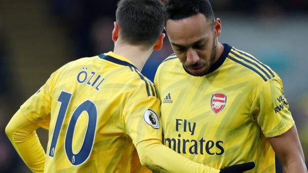 Pierre-Emerick Aubameyang: Mikel Arteta laments Arsenal striker's ban being upheld thumbnail