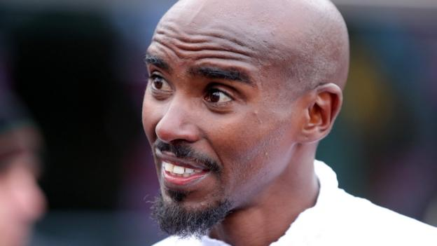 Mo Farah: Olympic champion says he was racially harassed at German airport