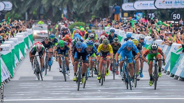 Tour of Hainan