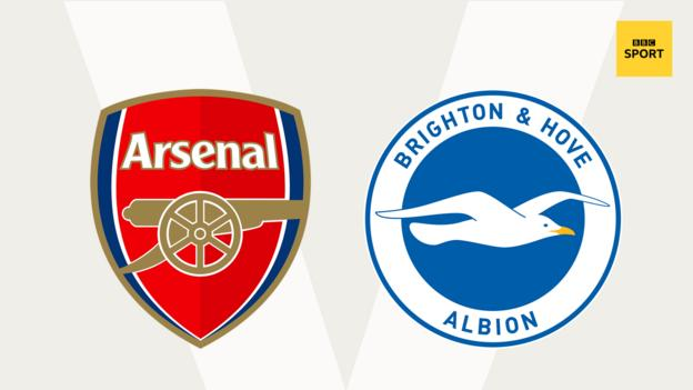 Arsenal v Brighton