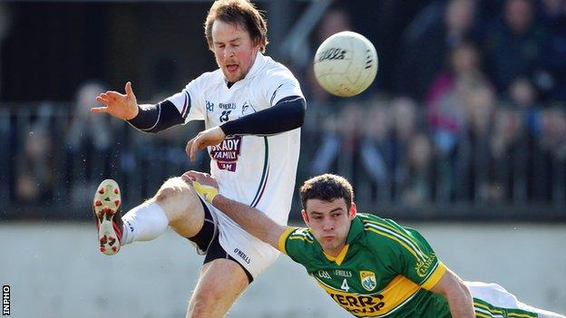 Seanie Johnston switched to the Lilywhites in 2012