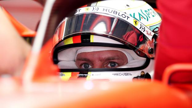 Chinese GP, F1's 1,000th race: Vettel top in first practice thumbnail