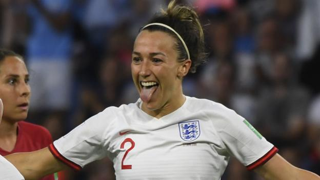Meet Women's Footballer of the Year nominee Lucy Bronze thumbnail